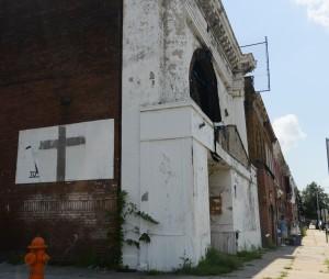 Baltimore Church Corner