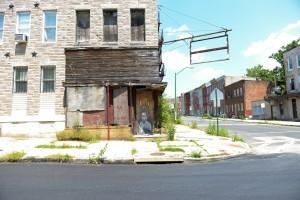 Baltimore Corner Art